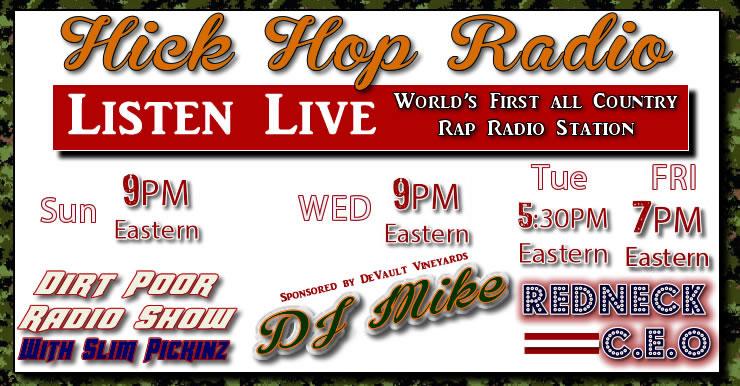 hick hop radio