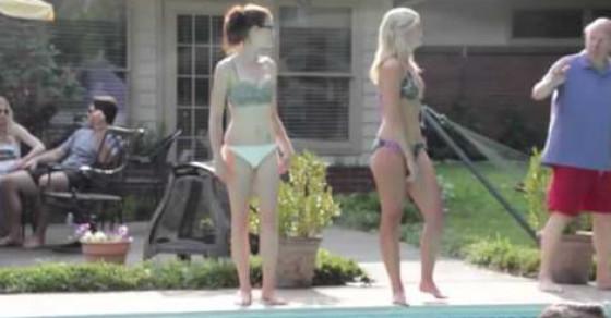 danny boone camo bikini bts