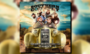 southern country volume 6 album cover feature image