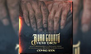 BURN COUNTY FILTHY DIRTY FEATURING BRAHMA BUL featureL