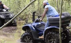 southern country muzik four wheelin