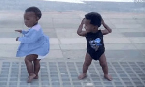 kids funniest dancing video